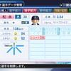 【OB・パワプロ2018】松永浩典(2012西武)