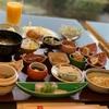 小鉢のっけ放題!和食堂 花綴 ホテル大阪ガーデンパレス