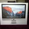 【売れまくり涙目】27インチiMac Retina 5Kを格安で購入する方法