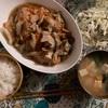 白菜と厚揚げの和風煮物