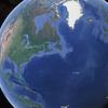 新版「グーグルアース」の宇宙から見た3D映像がすごい