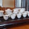 おしゃべり中国茶会で中国茶を満喫!