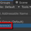 【Unity】Addressable Asset System ですべての Missing Reference なグループを削除するエディタ拡張