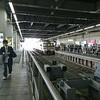 豊橋駅1、2、3番のりばのくるまどめ - 2019年5月とおか