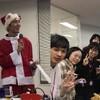 ゴジラも登場!?毎年恒例の社内クリスマス・パーティーを開催しました