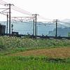 テリトリーかなり拡大、1993年10月期の鉄道汚写真 コキフ・キハ58・キハ82などなど