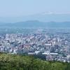 「空に吸はれし」② 石川啄木の気分で岩山公園から盛岡市内を観てみよう。