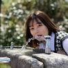 石川・富山美少女図鑑 撮影会! ─ 環水公園 2021年4月10日 NARUHAさん その37 ─