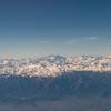 2016年日本の旅 (31) アンデス山脈パノラマ写真
