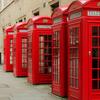 イギリスで通信障害に遭う