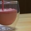 【健康にいいのか】いちごヨーグルトスムージーの作り方<レシピ>