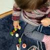 1歳児がハマるミニチュア消しゴム