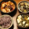 タコと野菜のコチジャン炒め