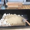 ボカシ肥とぼた餅(牡丹餅)