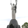 ウクライナ旅行[44](2019年5月)  キエフの観光スポット:国立第二次世界大戦期ウクライナ歴史博物館、マザーランド・モニュメント