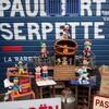 パリでの週末、パリ3大蚤の市のひとつ『クリニャンクールの蚤の市』へ