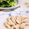 野菜とささみのサラダ