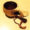 フィンランドの木製のカップ 「kukusa ククサ」