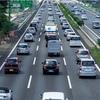 高速道路の渋滞に注意!