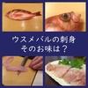 「メバルの刺身」ってどんな味?煮付けに劣る魚なのか?