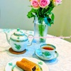 【紅茶とスイーツの美味しいペアリング】だるまやのあん巻きに合う紅茶