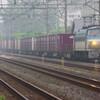 今日の撮影 東海道貨物列車 ② 二宮~大磯間