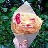 Wraps Crepe(ラップスクレープ) @白楽 こだわりの生地と生クリームが決め手 おしゃれなクレープカフェ