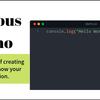 JavaScriptでソースコードやコマンド操作をアニメーション動画に変換できるライブラリ「Glorious Demo」を使ってみた!