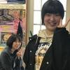 ご卒業おめでとうございます。会いに来てくれてありがとう!