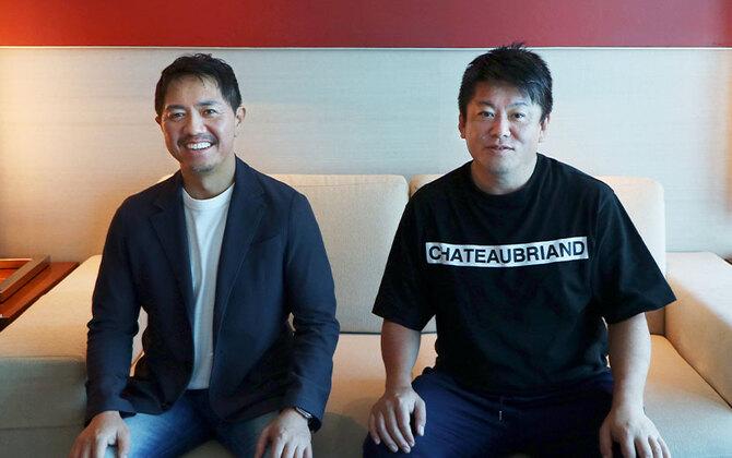 【あさってロボット会議】ホリエモン×冨澤CEO、同学年の2人が語るニッポンのロボットの未来