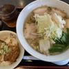 この一杯! 喜多方ラーメン「坂内」 ~青唐うま塩ラーメン&焼豚ご飯