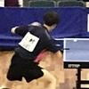 リーグ2戦目・一番 2019年 全日本実業団 卓球 和歌山 大会