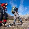 登山で足がつる、痙攣、捻挫、骨折をした時の対処法は知っておこう