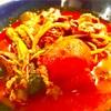 夏野菜チゲ