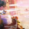 ゲーム「おじいちゃんの記憶を巡る旅」まるで絵本のようなグラフィックとストーリー