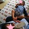 出産後、長男の反応(1歳4ヶ月)
