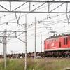 第471列車 「 コキ50000形貨車の廃車回送となった配6550レを狙う 」
