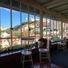 【リスボン】北側の景色もいいよ、小劇場のカフェ〜Café da Garagem