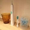 突然の激痛!虫歯の発見と電動歯ブラシ。