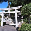 上青野・感神社(三田市)の風景 part6
