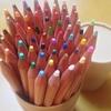 無印良品週間なので、たまプラーザテラスの店で色鉛筆60色を買ってきた♪