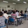 ひたちなか市ネットワーカー連絡協議会が「おしゃべりサロン うきうき」を開催しました。(平成26年7月24日)