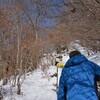 雪の国見山遊山 見わたす