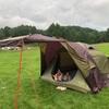 夏の連休 3日目 家族キャンプ day1