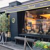 Janat@表参道 紅茶専門店で優雅なクロックムッシュランチ。