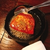 殿堂入りのお皿たち その73【アポロの サガナキチーズ】