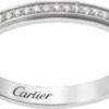 Cartierマリッジリングの下見の下見♡