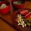 2016年11月18日(金)朝食