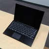 I bought a new laptop, VAIO A12. (ALL BLACK EDITION)