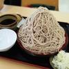 味奈登庵の富士山蕎麦